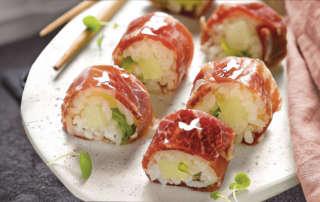 sushi melón portada