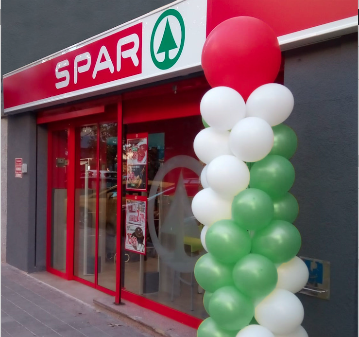 fachada tienda 303 Alicante