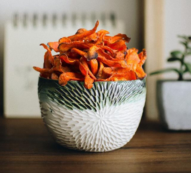 xips de pastanaga