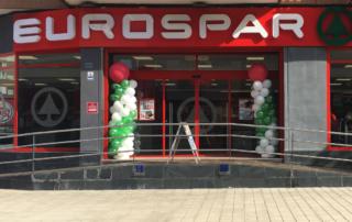 Fachada EUROSPAR