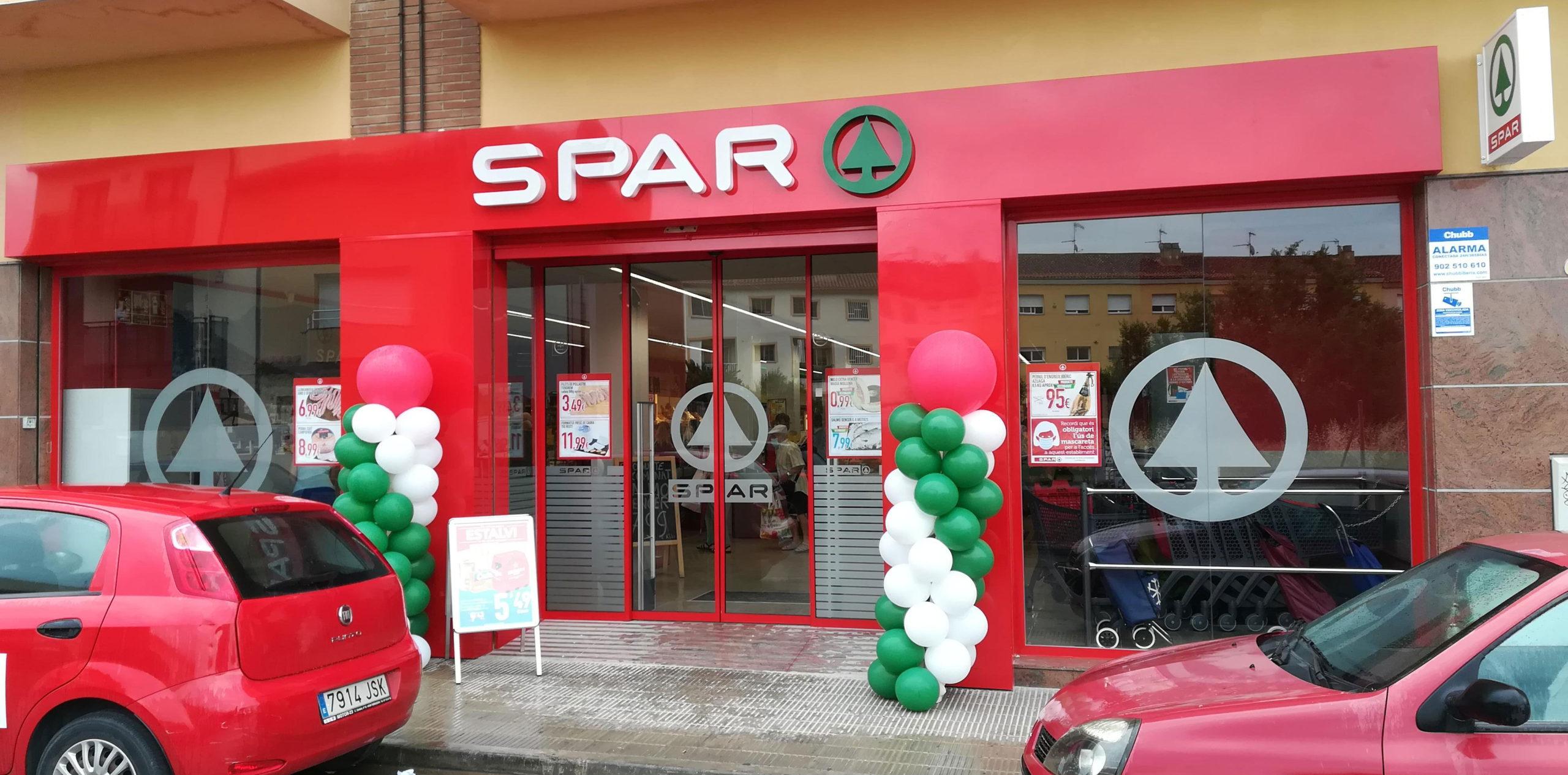 fachada SPAR 147